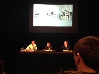 'Design and Use' Arnolfini Panel Discussion