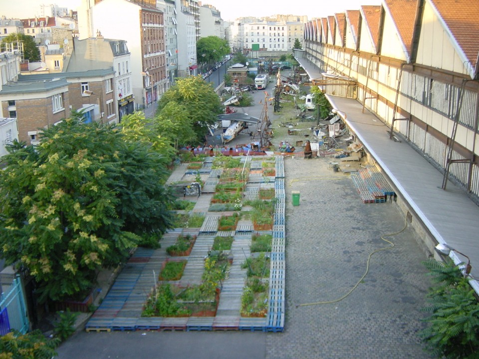 Co-Producing the City: Social Activism through Gardening! (3/6)