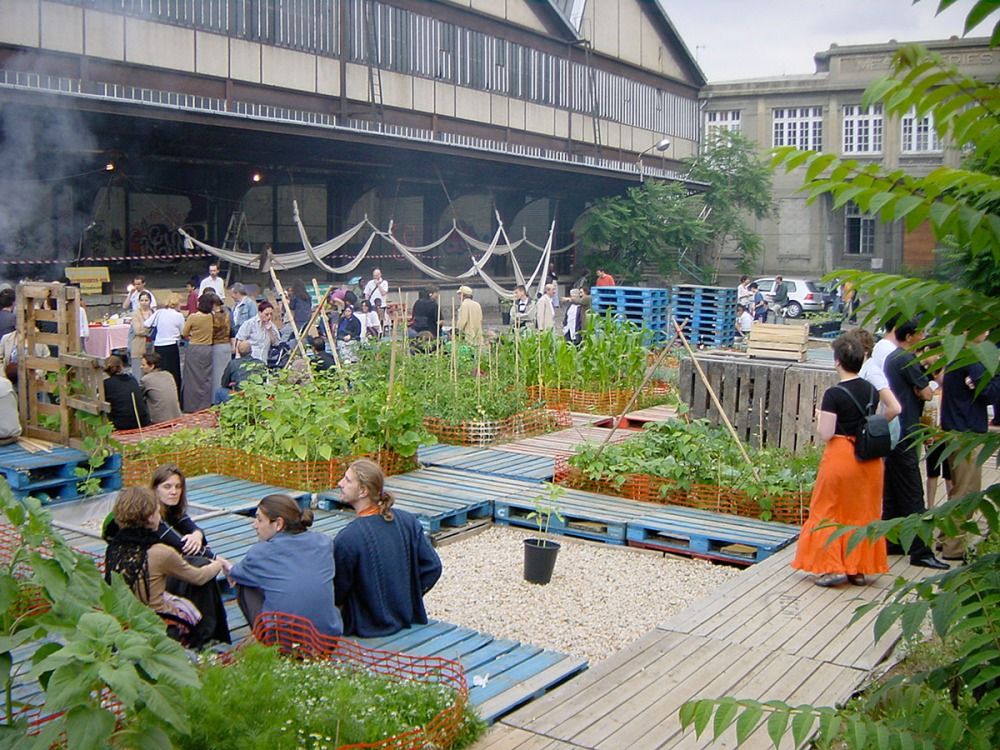 Co-Producing the City: Social Activism through Gardening! (4/6)