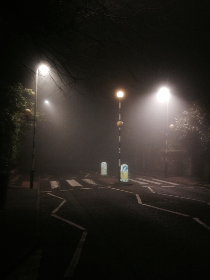 Beautiful Bristol Fog.