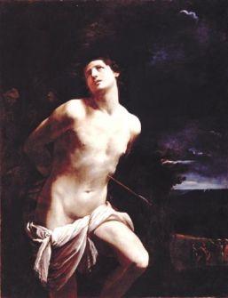 St Sebastian - Guido Reni