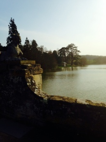 Compton Verney - Lake and Henry Moore
