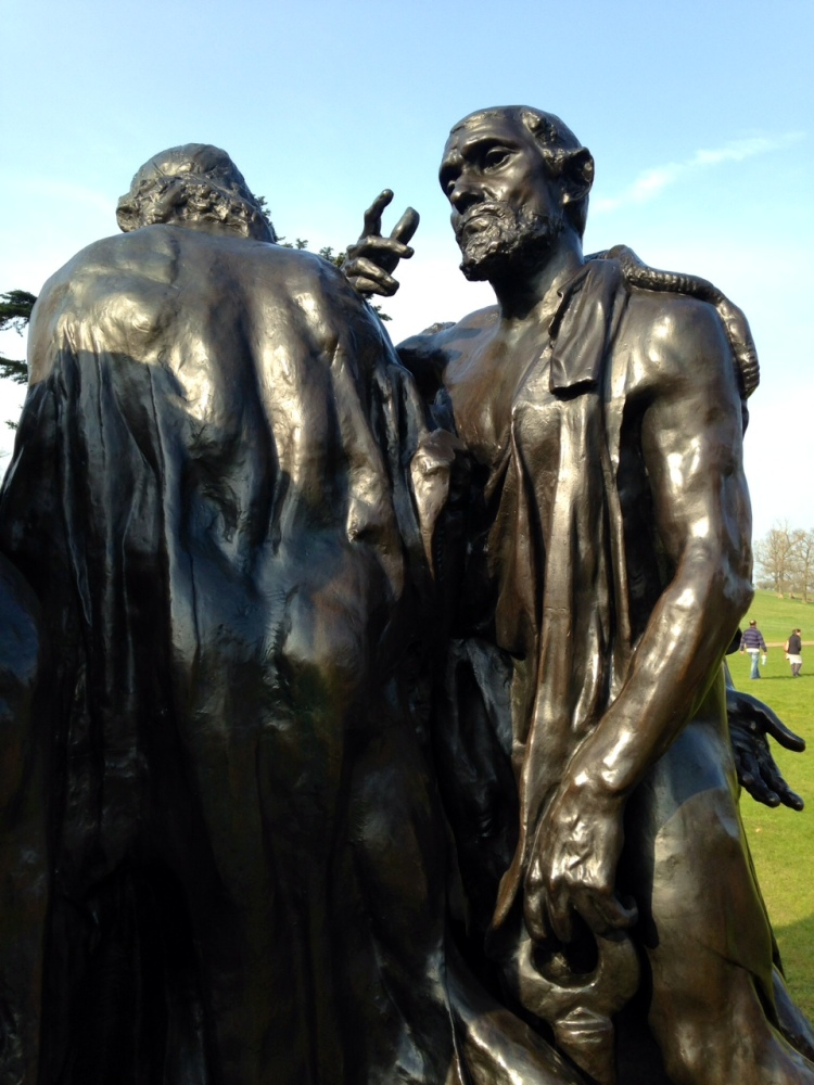 Moore and Rodin at Compton Verney (2/6)