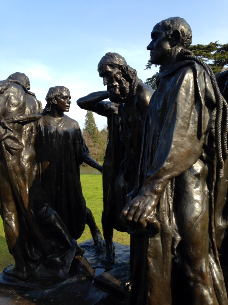 Moore and Rodin at Compton Verney (6/6)