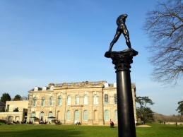 Rodin - Striding Torso (Compton Verney)
