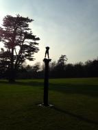 Rodin - Striding Torso