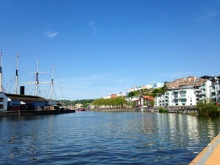 Bristol Harbourside and SS Great Britain
