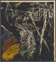 Georg Baselitz, Eagle Inverted