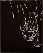 Georg Baselitz - Nazi Eagle