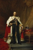 National Portrait Gallery - Luke Fildes, George V