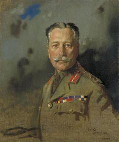 National Portrait Gallery - 'Sir Douglas Haig', William Orpen, 1917