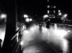 Bristol Fog Bridge, Arnolfini