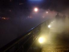 Bristol Fog Bridge - Fujiko Nakaya