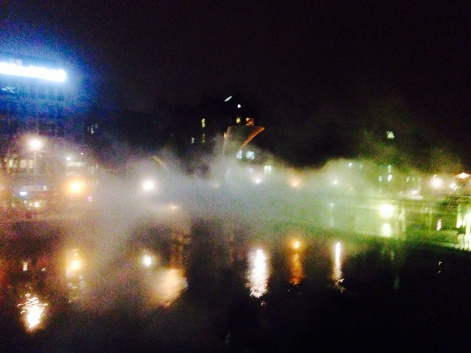 Bristol Fog Bridge