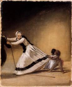 La Beata - Goya