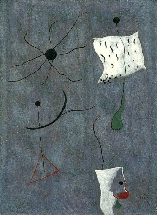 Miro - Peinture (1927)