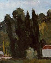 Camille Pissarro - Firs