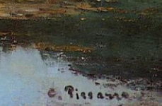 Camille Pissarro - Umber Undercoat