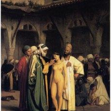 Jean-Léon Gérôme's 'The Slave Market'