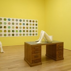Sarah Lucas, I SCREAM DADDIO, Installation View, British Pavilion 2015 (c) British Council - II