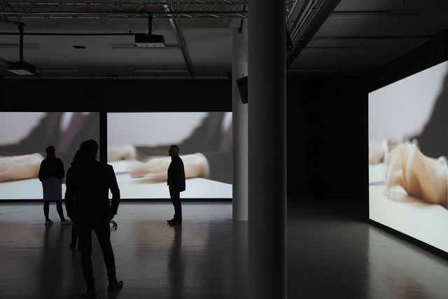 Cally Spooner, Post-production (2015) Installation view, Spike Island.