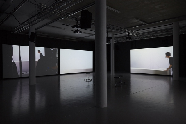 Cally Spooner, Post-production (2015) Spike Island - Stuart Whipps