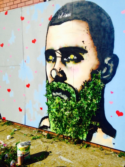 Bristol Upfest 2015 - Beards and Ivy