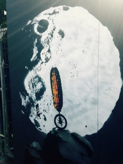 Bristol Upfest 2015 - Corn on the Moon