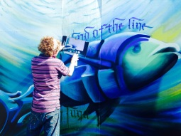 Bristol Upfest 2015 - End of the Line
