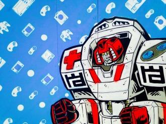 Bristol Upfest 2015 - Transformer