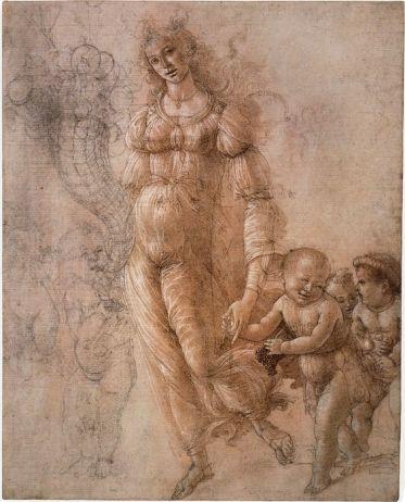 sandro-botticelli-sketch