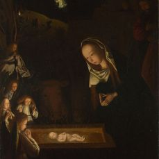 Geertgen tot Sint Jans, The Nativity at Night, c 1490.