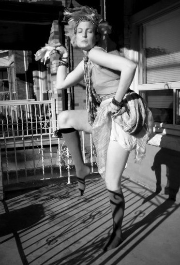 Baroness Elsa Von Freytag Loringhov - Performing