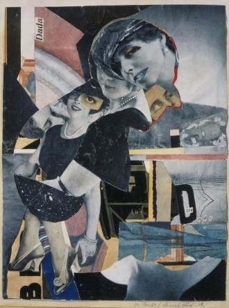 Da-Dandy, Hannah Hoch, 1919