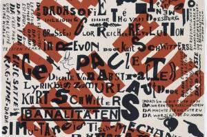 Dada - Kurt Schwitters (Revolution in Revon)