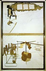 Marcel Duchamp - Large Glass (The Bride Stripped Bare)