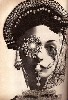 Baroness Elsa Von Freytag Loringhov - Portrait