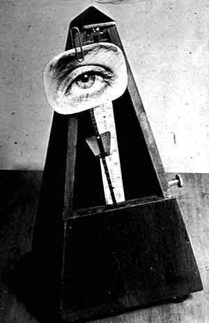 Man Ray - Indestructible Object (Object to be Destroyed)