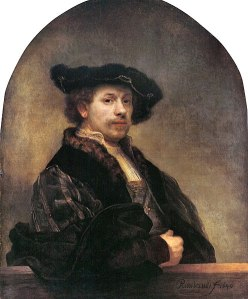 Rembrandt - Self Portrait at the age of 34, c.1640