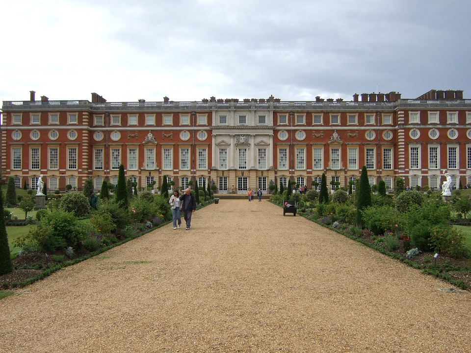 "Hampton Court Palace: Have a go at ""Real Tennis"" or take a look at Henry VIII's kitchens"