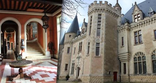 Michel De Montaigne's Chateaux - France (near Bergerac and Saint-Émilion)
