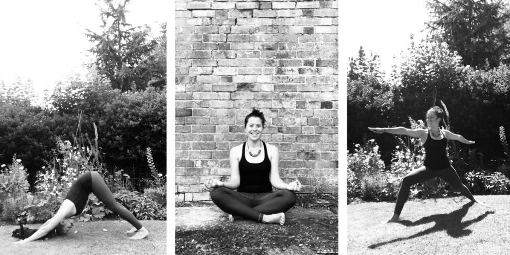 Yoga classes in Stratfor-upon-Avon